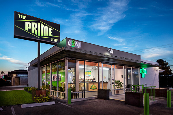 Dispensary Tucson | Medical Marijuana Tucson | The PRIME Leaf